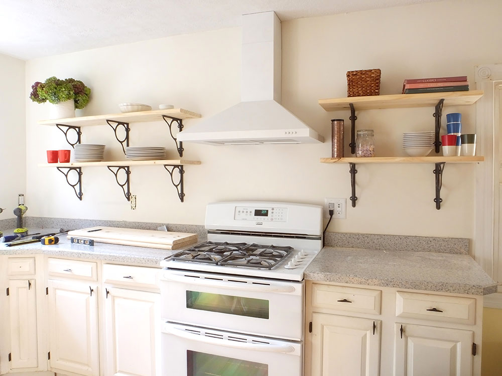 small-ki How to maximize space in a small kitchen