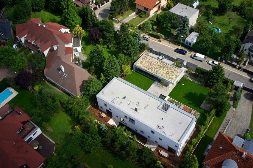 Impressive Villa-Pruhonice-Designed-by-Jestico-Whiles-1 Impressive Villa Pruhonice Designed By Jestico + Whiles