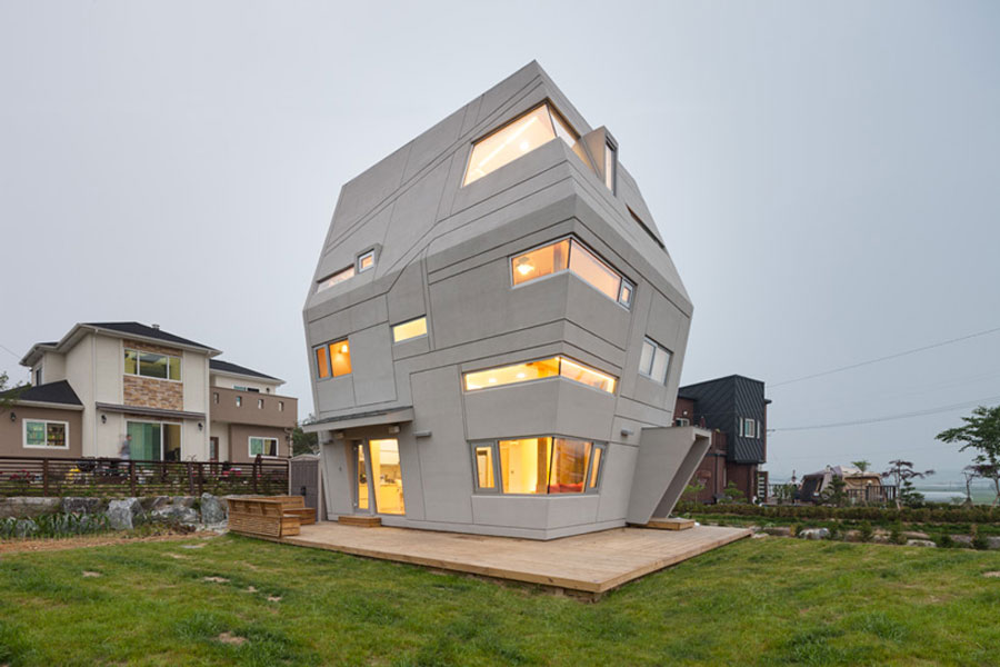 Innovative house architecture-inspired by Star Wars-1 Innovative house architecture inspired by Star Wars