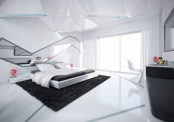 s3 Luxurious bedroom ideas with style