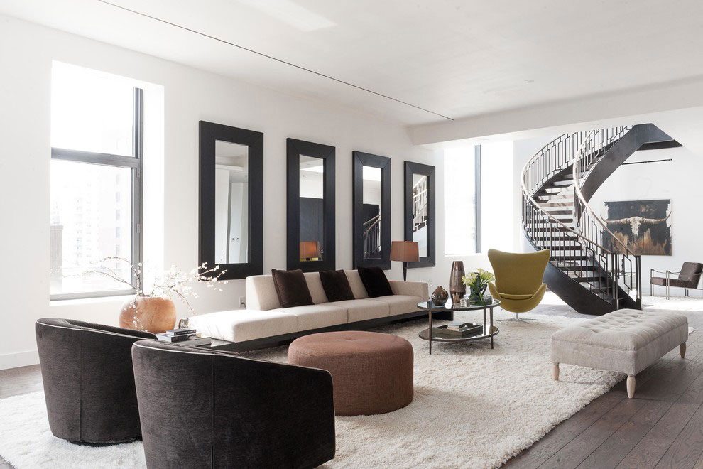 Luxurious-contemporary-penthouse-designed-by-Delos-1 Luxurious-contemporary-penthouse-designed by Delos
