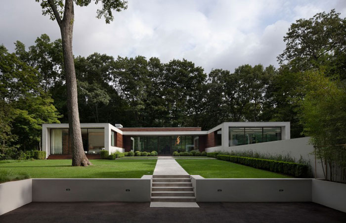 79454428897 Magnificent new Canaan residence of Woodpecker Harpman