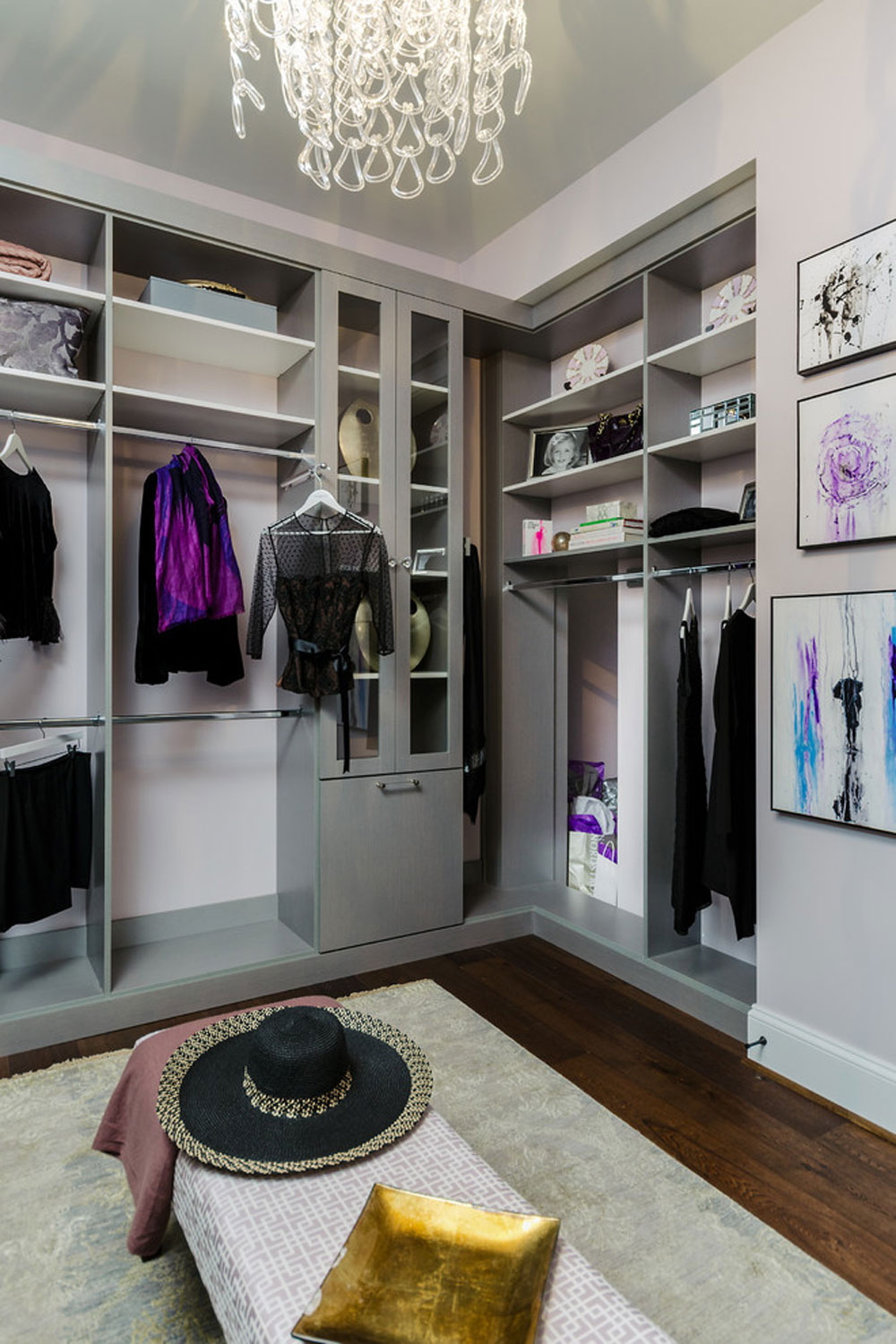 161 design ideas for the wardrobe in the master bedroom