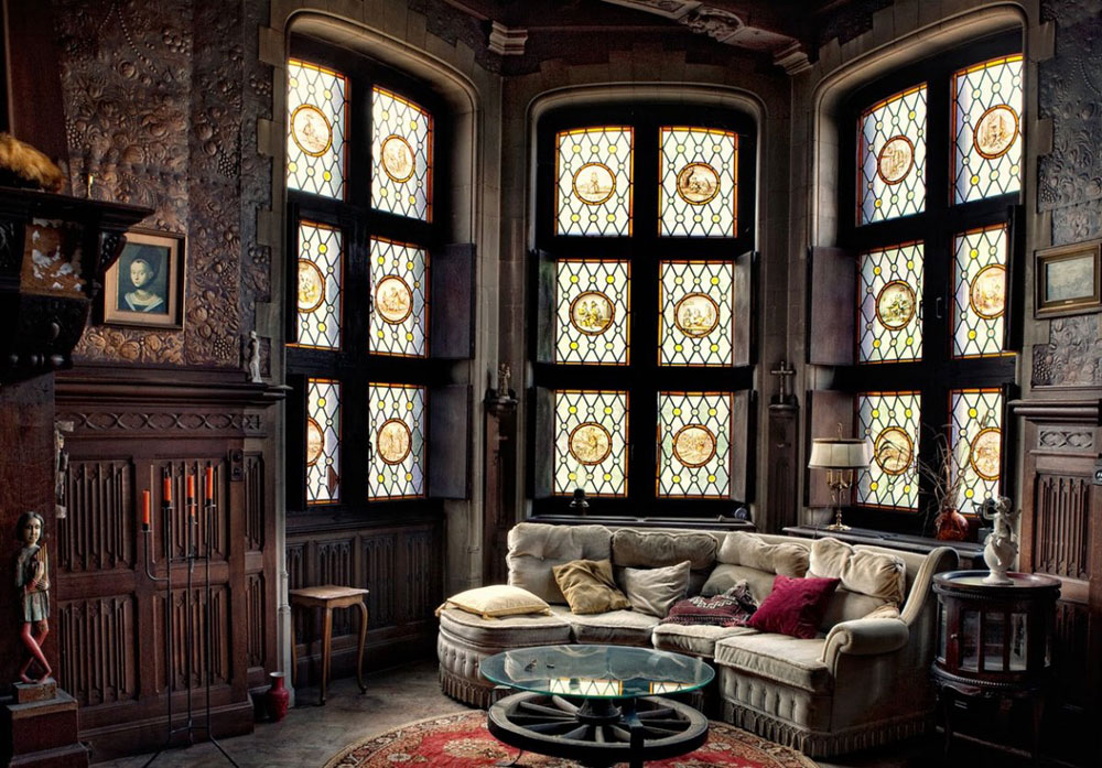 Modern-Gothic-Interior-Design-with-its-properties-and-furniture-5 Modern Gothic interior design with its properties and furniture