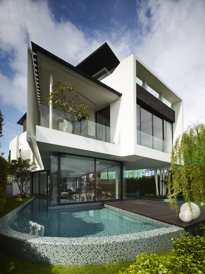 75581177795 Modern and creative house architecture - 21 examples