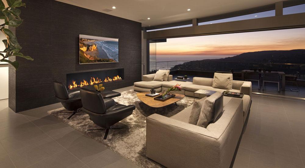Modern and futuristic Ellis residence created by McClean-Design-1 Modern and futuristic Ellis residence created by McClean Design