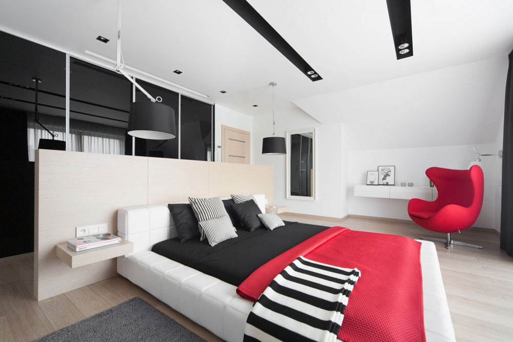 Modern and stylish bedrooms designed by interior designers-1 Modern and stylish bedrooms designed by interior designers
