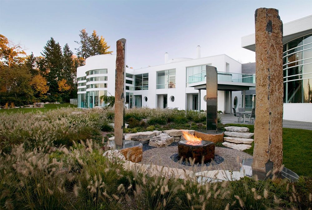 Fire and Water by Daryl-Toby-AguaFina-Gardens-International Modern Architecture: Modern buildings with cool architecture