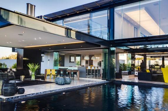 b1 Modern building Ber House Designed by Nico van der Meulen Architects