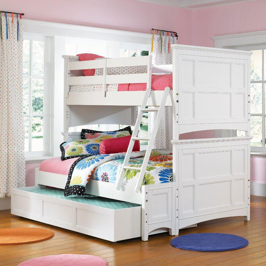 1 modern bunk bed designs and ideas for your child's room
