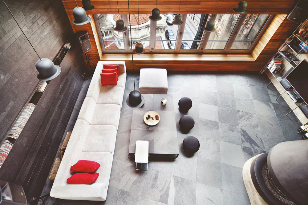 Modern interior design for apartments by talented designers 11 Modern interior design for apartments by talented designers