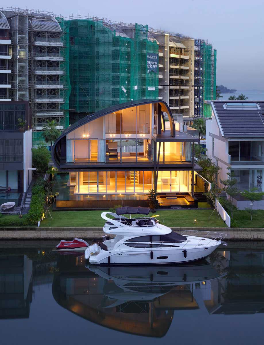 Nautical-Lines-Residence-is-a-unique-homage-to-the-ocean-and-Nautical-Life-1 Nautical Lines Residence is a unique homage to the ocean and nautical life