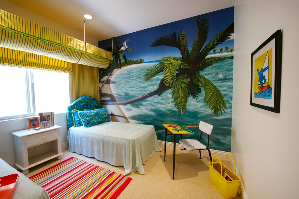 Never Miss Summer With These Tropical Bedroom Design Ideas7 Never Miss Out On Summer With These Tropical Bedroom Design Ideas
