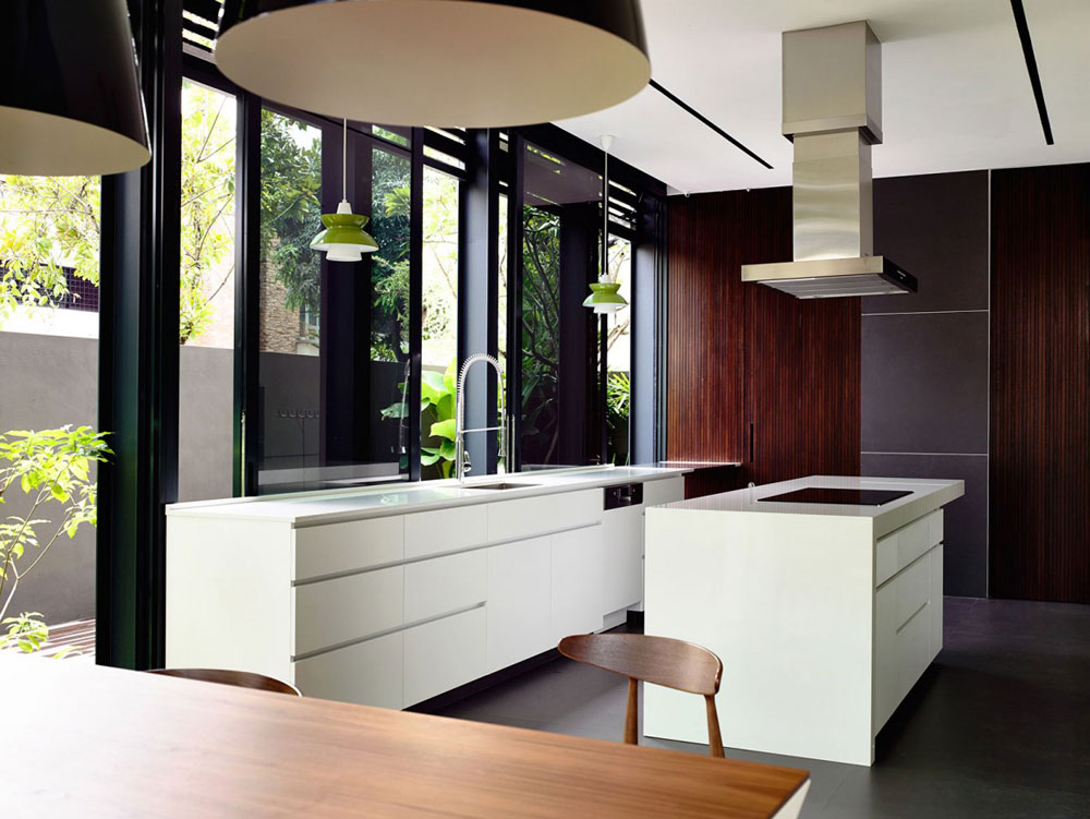Lovely-Kitchen-Interiors-With-White-Cabinets-7 Lovely Kitchen Interiors with white cabinets