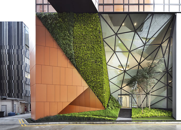 73304249453 Office building with modern architecture that you want to work in