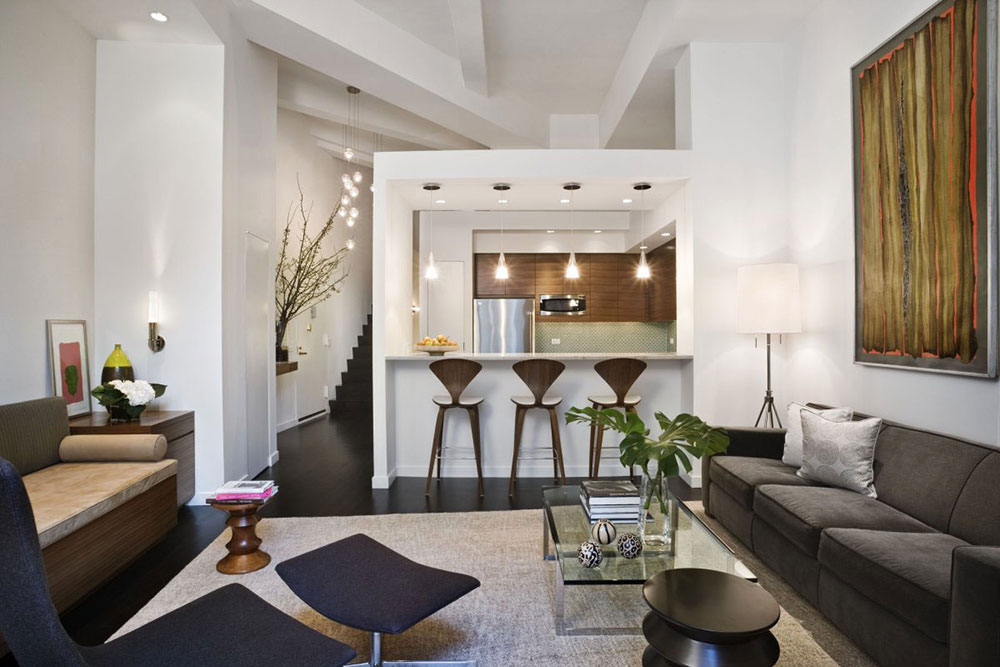 Loft-Style-Apartment-Design-NY_1 Options To Consider Before Downsizing To A New Apartment