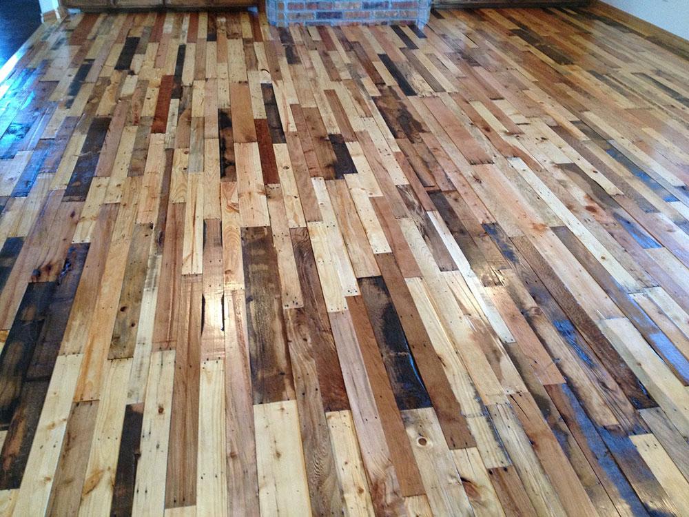 Pallet wood-floor-the-art-pallet-floor-1 Pallet trends in 2018
