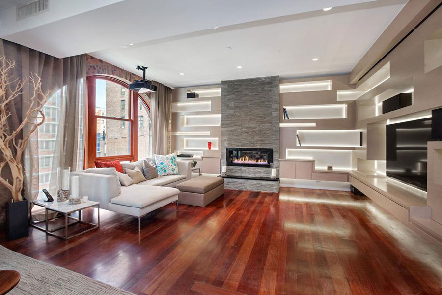 1 Showcase: Apartment Interior Design Inspiration
