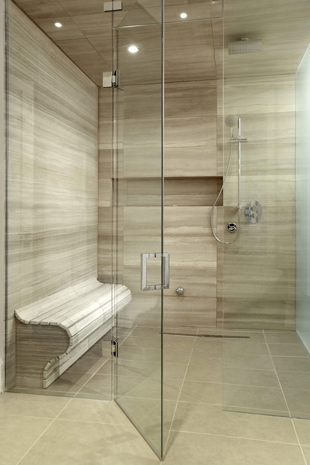 Madison-Avenue-The-Annex-Toronto-by-Sisters-in-Sync-Design shower enclosure ideas and best practices for your bathroom