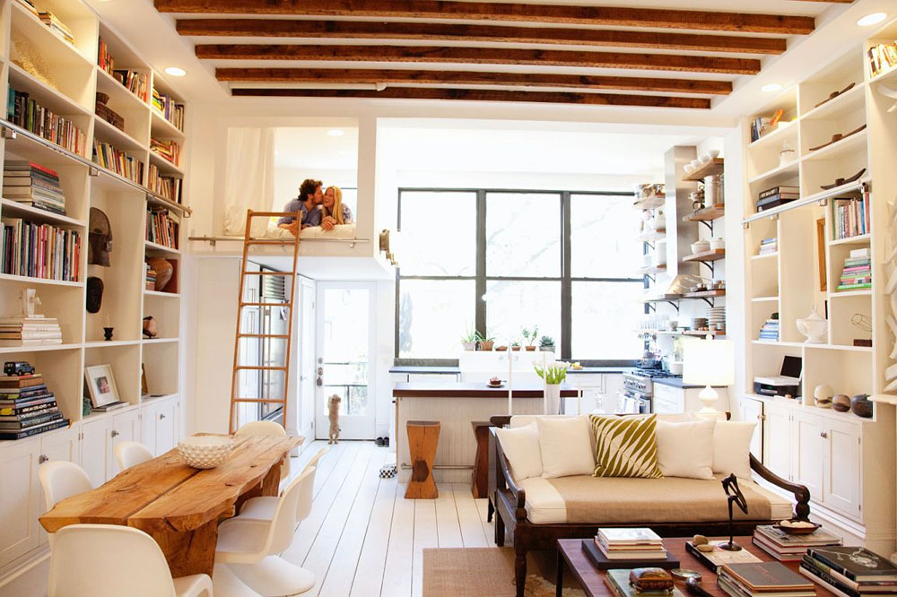 Space-saving solutions for tidy houses Space-saving solutions for tidy houses