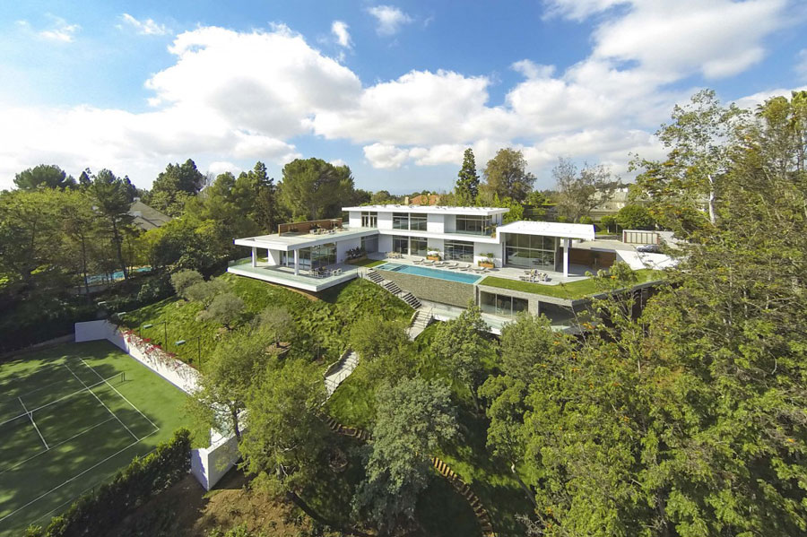 1 Spectacular Los Angeles property designed by Quinn Architects