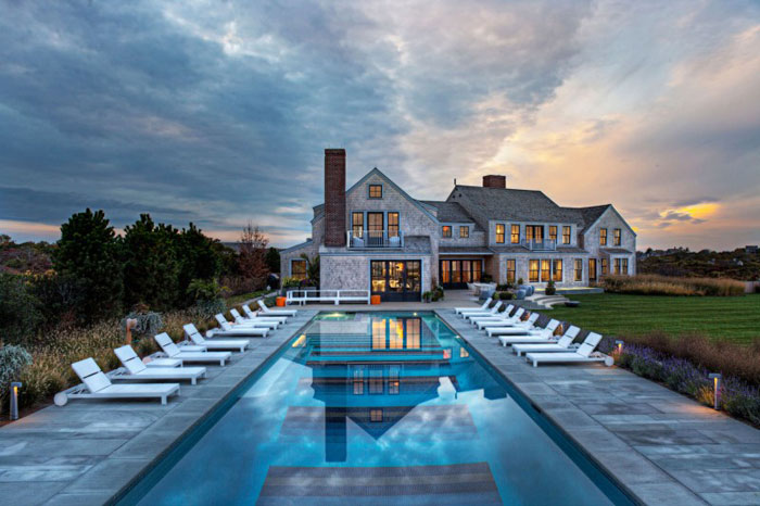 64852888905 Squam Residence - Traditional in exteriors and modern interiors