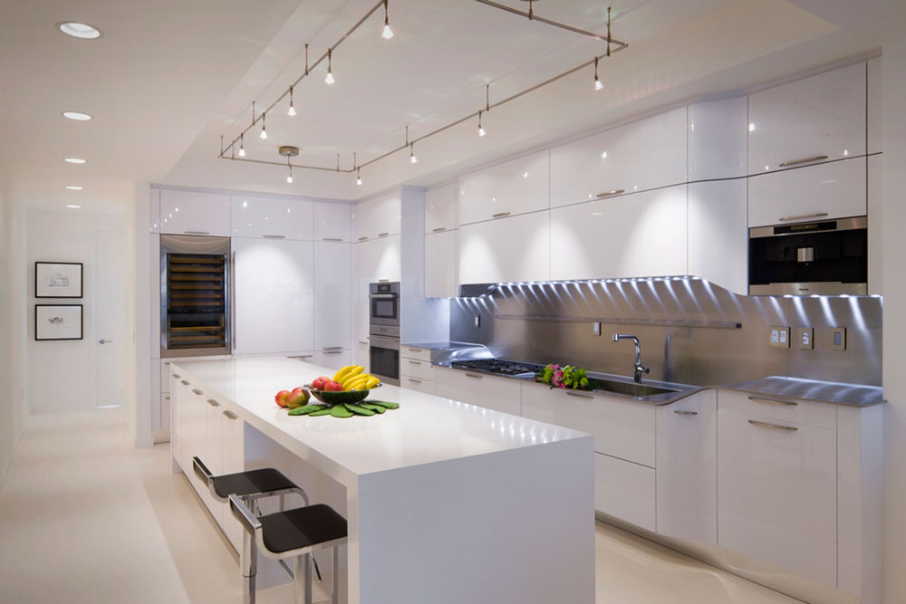 Stainless Steel-Backsplash-Benefits-Tips-and-Ideas12 Stainless Steel-Backsplash - Benefits, Tips, and Ideas