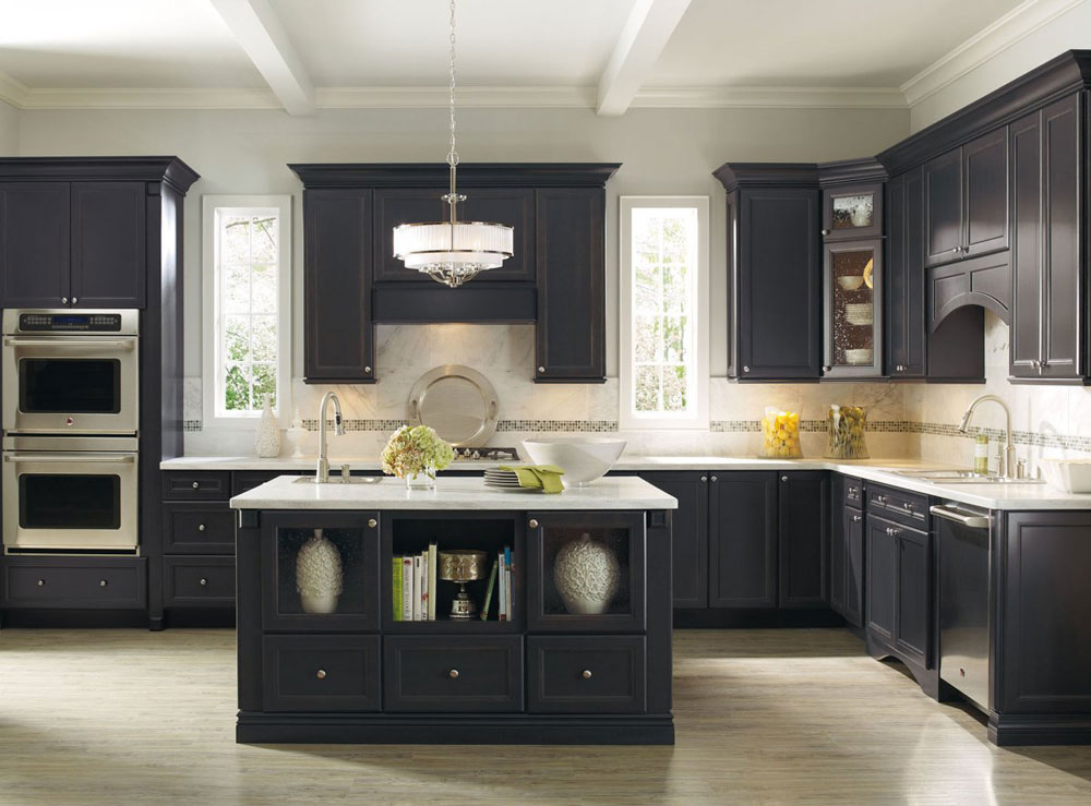 Stylish-gray-kitchen-inspiration-for-exquisite-houses-2 Stylish-gray-kitchen inspiration for exquisite-houses