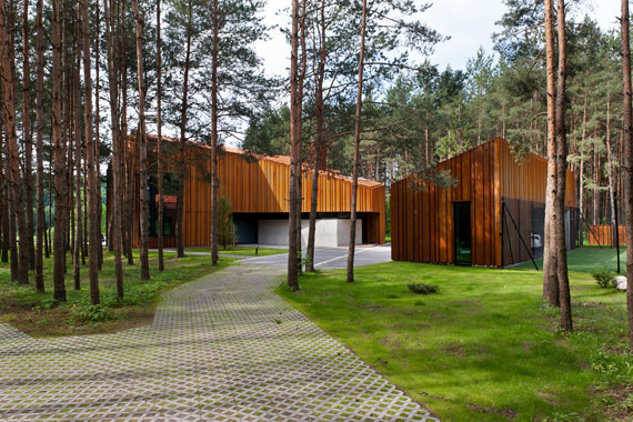 52214975623 Superbly designed house among the pines of Vilnius