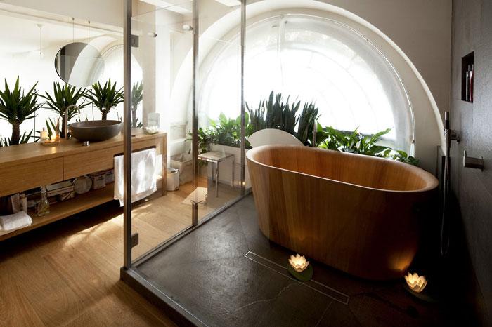 79456183445 The elegant design of Japanese-style bathrooms