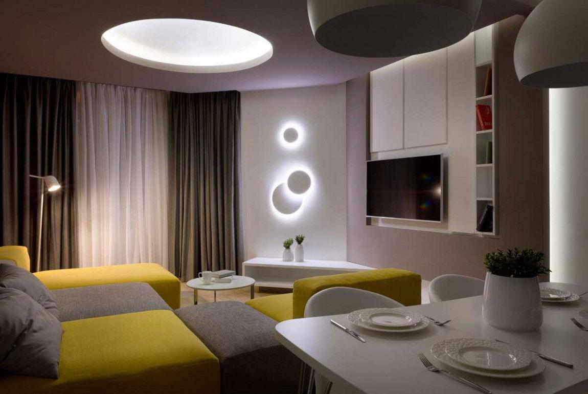 The futuristic apartment that Denis-Rakaev-created-moon-box-1 The futuristic apartment that Denis Rakaev created - moon-box