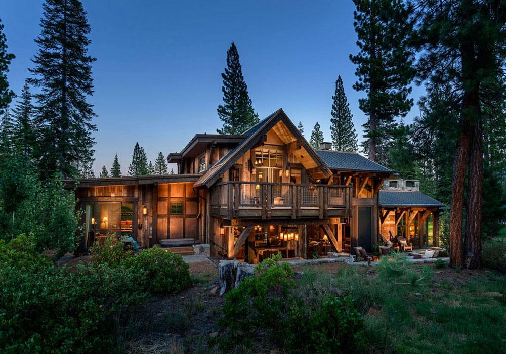 The impressive cabin in Austin designed by Walton Architecture-1 The impressive cabin in Austin designed by Walton Architecture