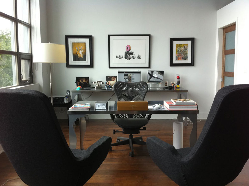 The Latest Home Office Design Ideas-2 The Latest Home Office Design Ideas