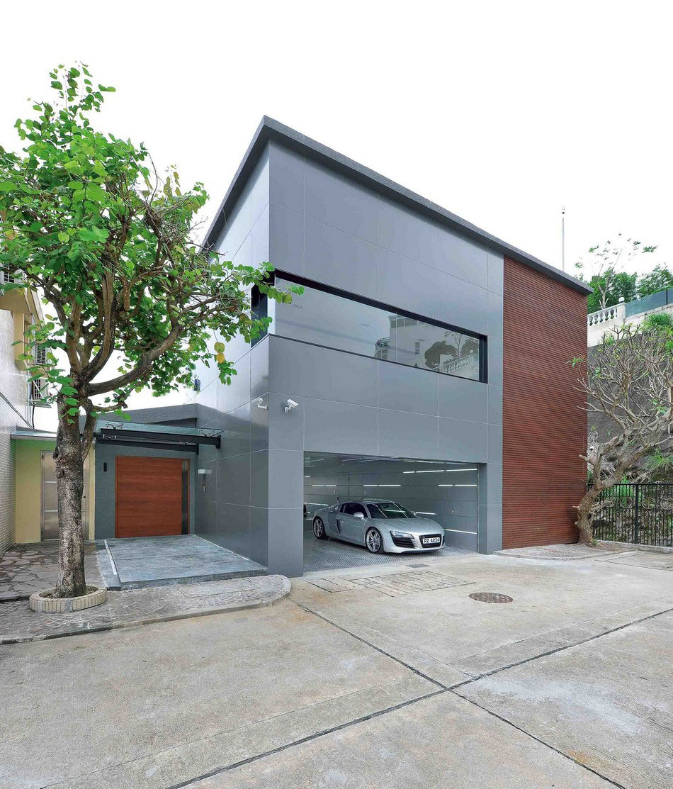 This Sustainable House in Hong Kong 1 This sustainable house in Hong Kong is definitely a great inspiration