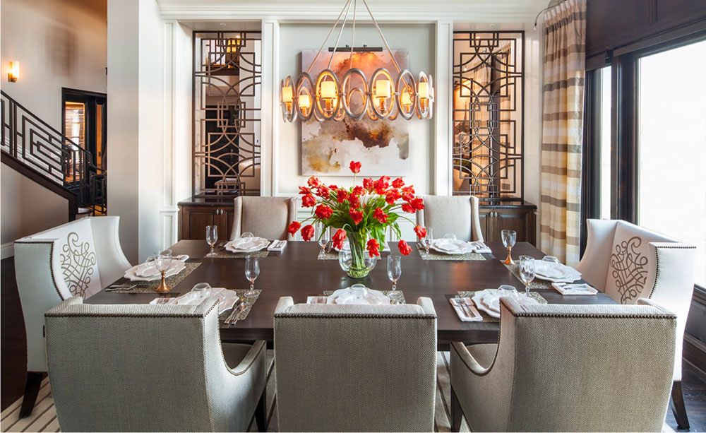 hamptons-inspired-luxury-home-dining-room-robeson-design-1 Tips for hosting an event at your home