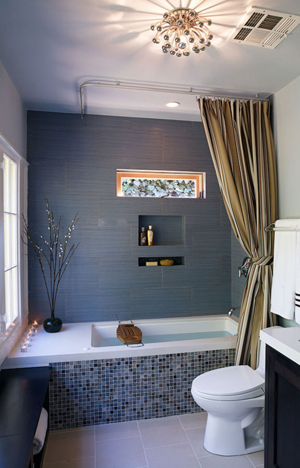 Enhance your bathroom look with trendy shower curtains13 trendy shower curtains for your bathroom