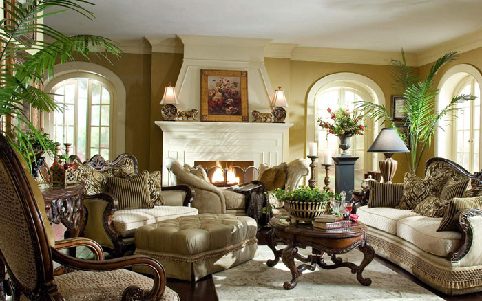 t9 Tropical living room designs from the corners of paradise