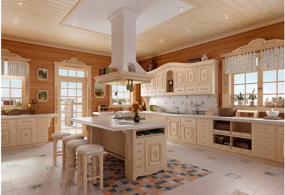 Vintage kitchen interior design examples-3 vintage kitchen interior design examples