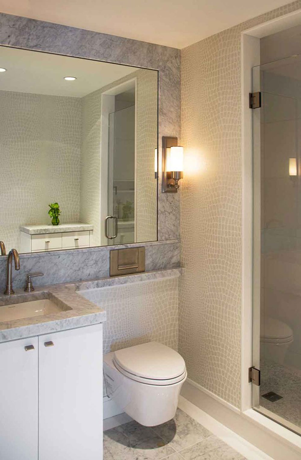 For-more-room-use-wall-mounted toilet-1 wall-mounted toilet ideas