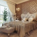 A chic collection of vintage bedroom interiors