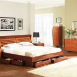 A collection of modern bedroom furniture – 40 pictures