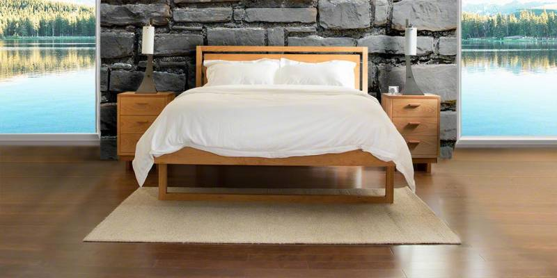 A guide to choosing beautiful solid wood furniture for your bedroom