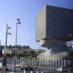 A unique example of modern architecture near Lake Lugano
