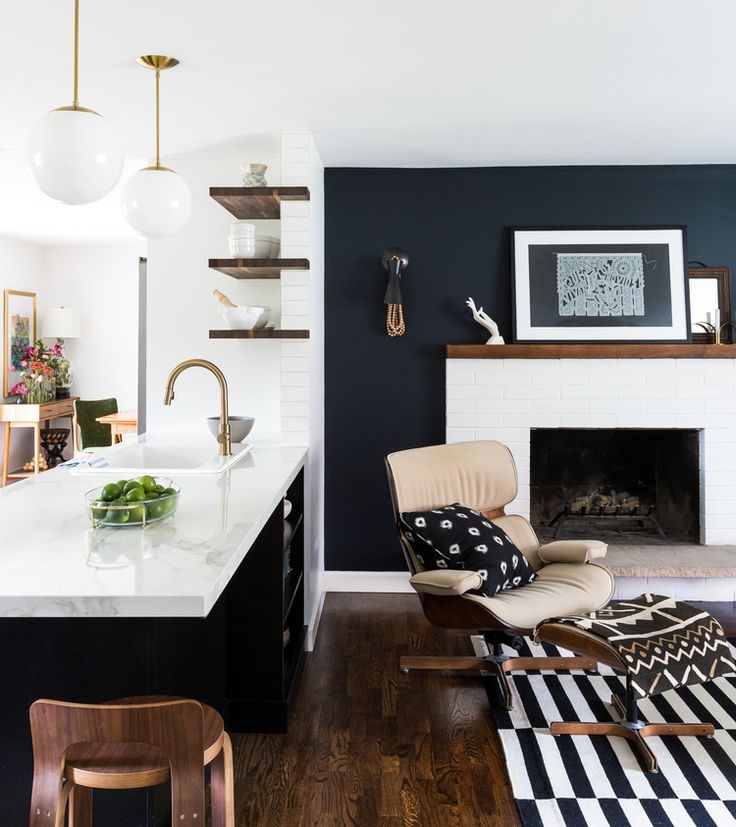 Accent wall color combinations for a breathtaking effect