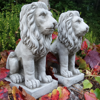Add character to your garden with unusual ornaments