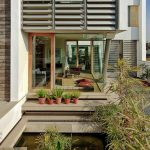 An architectural marvel of a modern home designed by Alexander Gorlin Architects