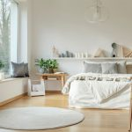 Avoid crowded interiors with a minimalist style