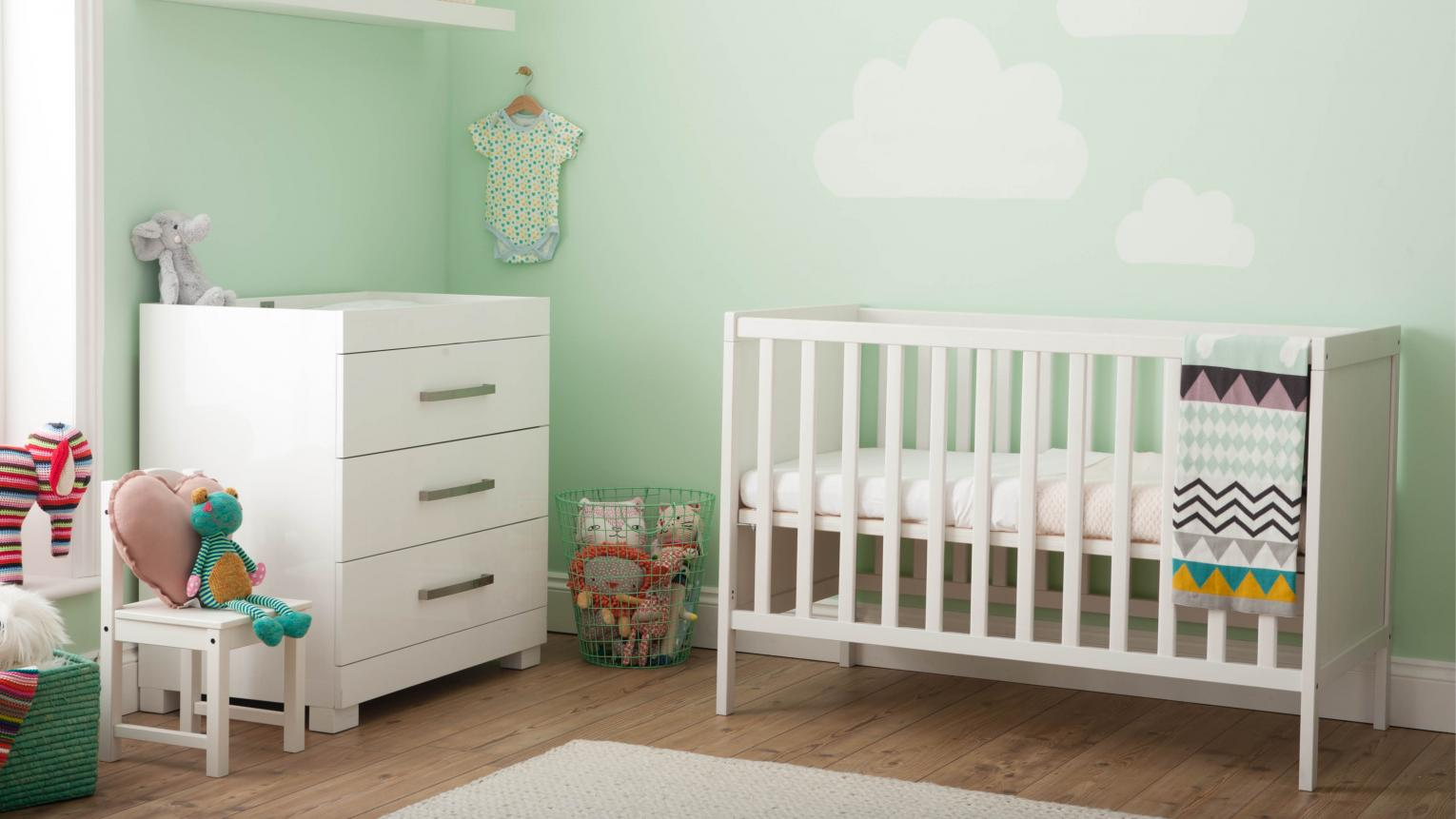 Baby nursery color schemes for your baby room