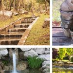 Backyard waterfalls ideas to get you inspired