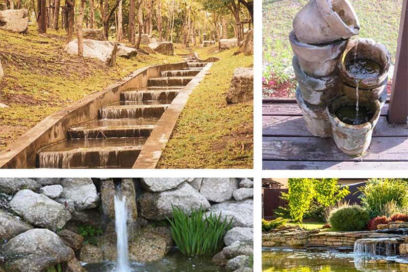 Backyard waterfalls ideas to get you inspired